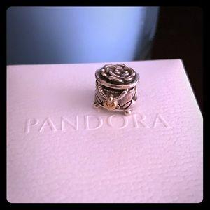 Pandora jewelry box charm